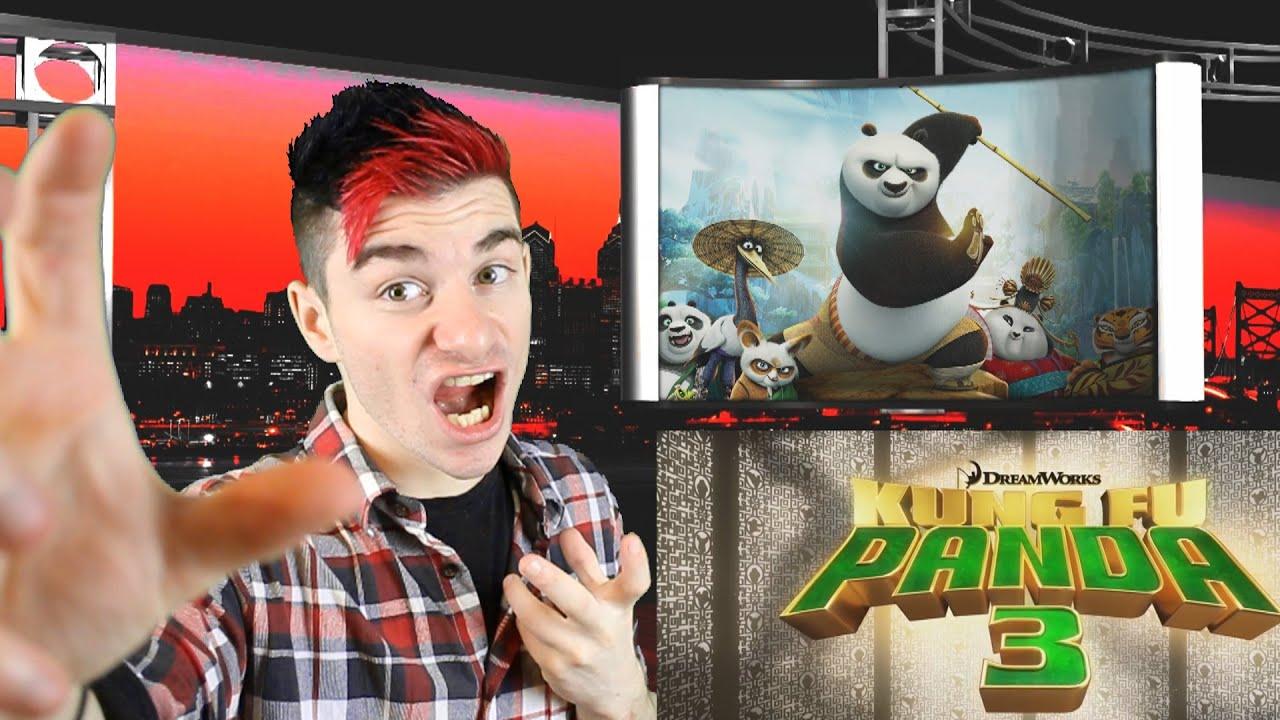 va le voir mon avis sur kung fu panda 3 life movie youtube. Black Bedroom Furniture Sets. Home Design Ideas
