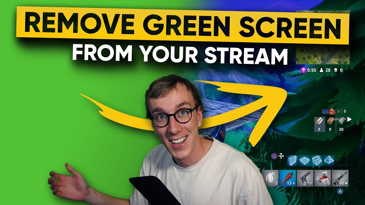 Streaming with a Green Screen: EVERYTHING You Need to Know | Gaming