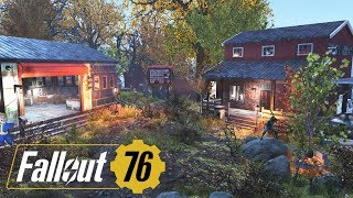 Fallout 76 - Upgraded House Build