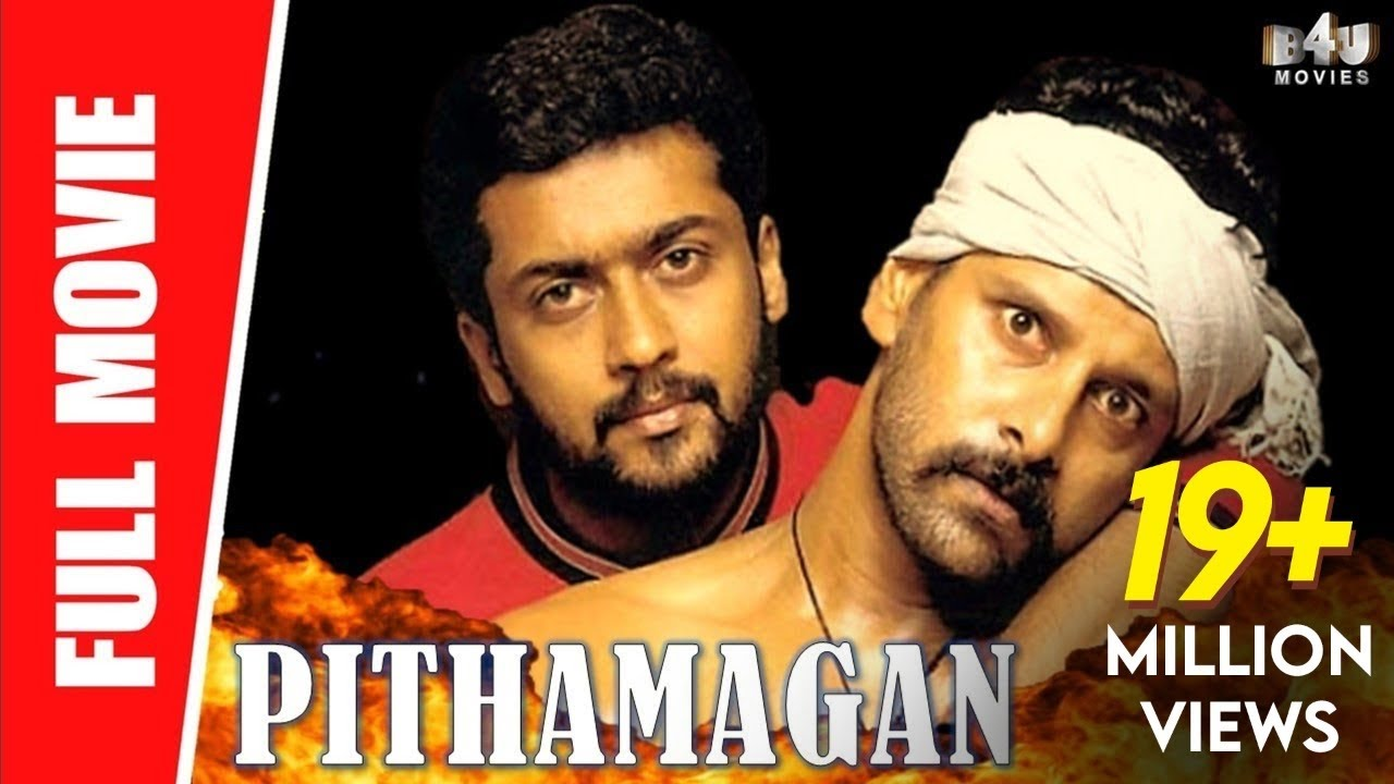Pithamagan - New Full Hindi Dubbed Movie | Vikram, Suriya, Laila, Sangeetha | Full HD