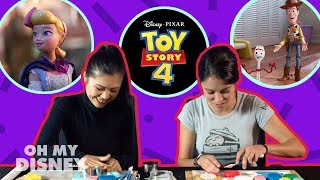 Pixar Artist Mara MacMahon on Toy Story Memories, Bo Peep and…Decorating Cookies? | Oh My Disney