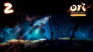 Ori and the Blind Forest прохождение на геймпаде часть 2 Нару - это девочка