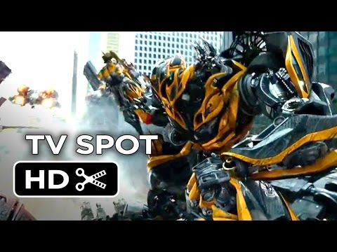Transformers: Age of Extinction  TV SPOT  The Rules Have Changed 2014  Movie HD
