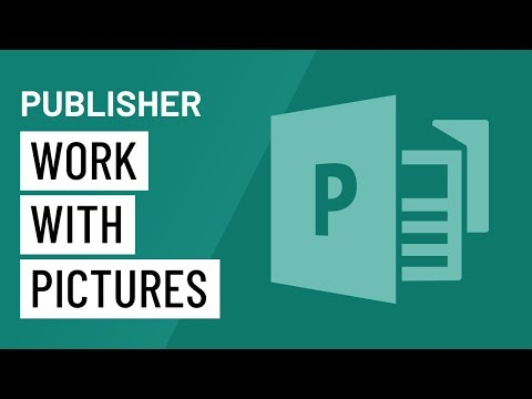 Publisher 2010: Working with Pictures