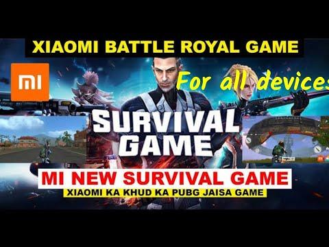 mi survival game download apkpure