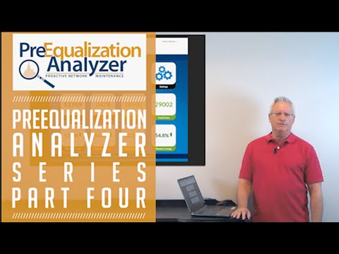 PreEqualization Analyzer: Proactive Network Maintenance Series Part 4 -  Plant Health Score Updates