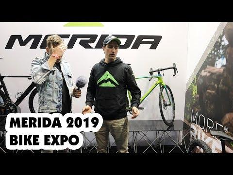 НОВИНКИ ОТ MERIDA НА BIKE EXPO 2019