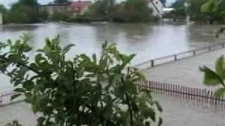 Powódź oczami zalanego - Sandomierz 19 05 2010 r