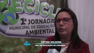 Secretaria Fátima Holanda destaca importância da semana da educação ambiental