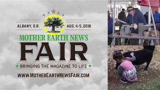 Mother Earth News Fair coming to Albany, Oregon - August 4-5, 2018