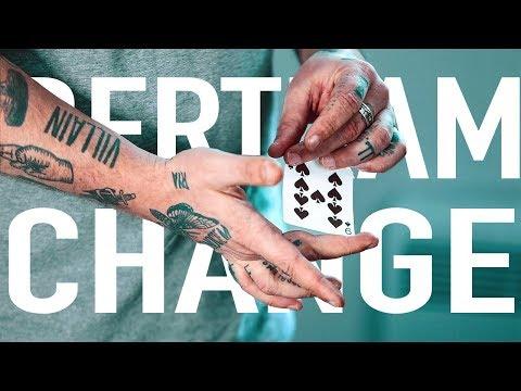 BERTRAM CHANGE - Color Change Tutorial