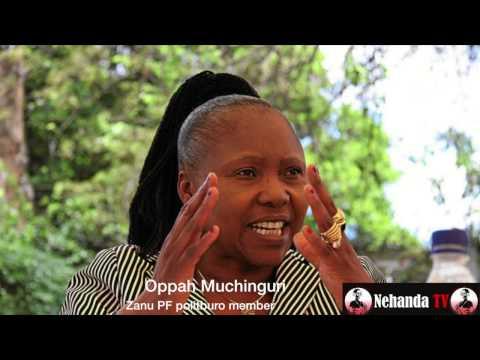 Listen to the Oppah Muchinguri tape