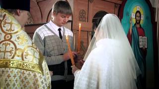 Александр и Айнура _ Венчание