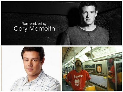 Daniel Smith Traveling Show 3x09: Daniel's Tribute To Cory Monteith His Way