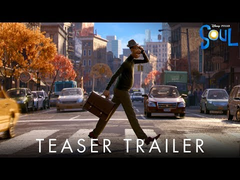 SOUL | New Trailer - Tina Fey & Jamie Foxx | Official Disney Pixar UK