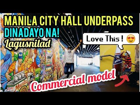 stunning-underpass,-tourist-spot-na!-maynila-city-underpass-(lagusnilad)-sightseeing-tour-2020!