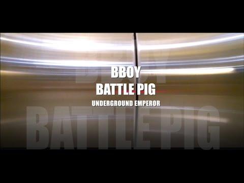 CHINA BBOY BATTLE PIG 2016