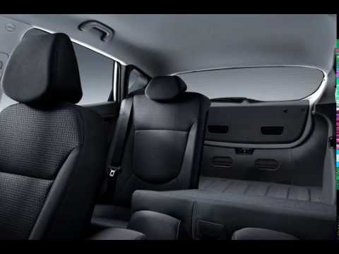 2017 Hyundai Accent Interior Review