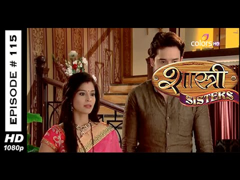 Shastri Sisters - शास्त्री सिस्टर्स - 1st December 2014 - Full Episode (HD)