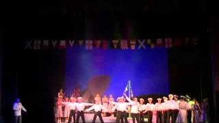 Иркутский музыкальный театр. Севастопольский вальс. Дивертисмент.