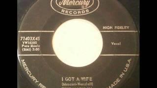 Mark IV   I Got A Wife   1959 Mercury 71403