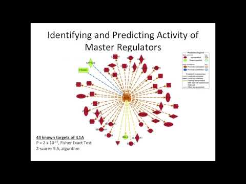 Bioinformatics platforms for analyzing global gene expression (MBCO AACR 2018)