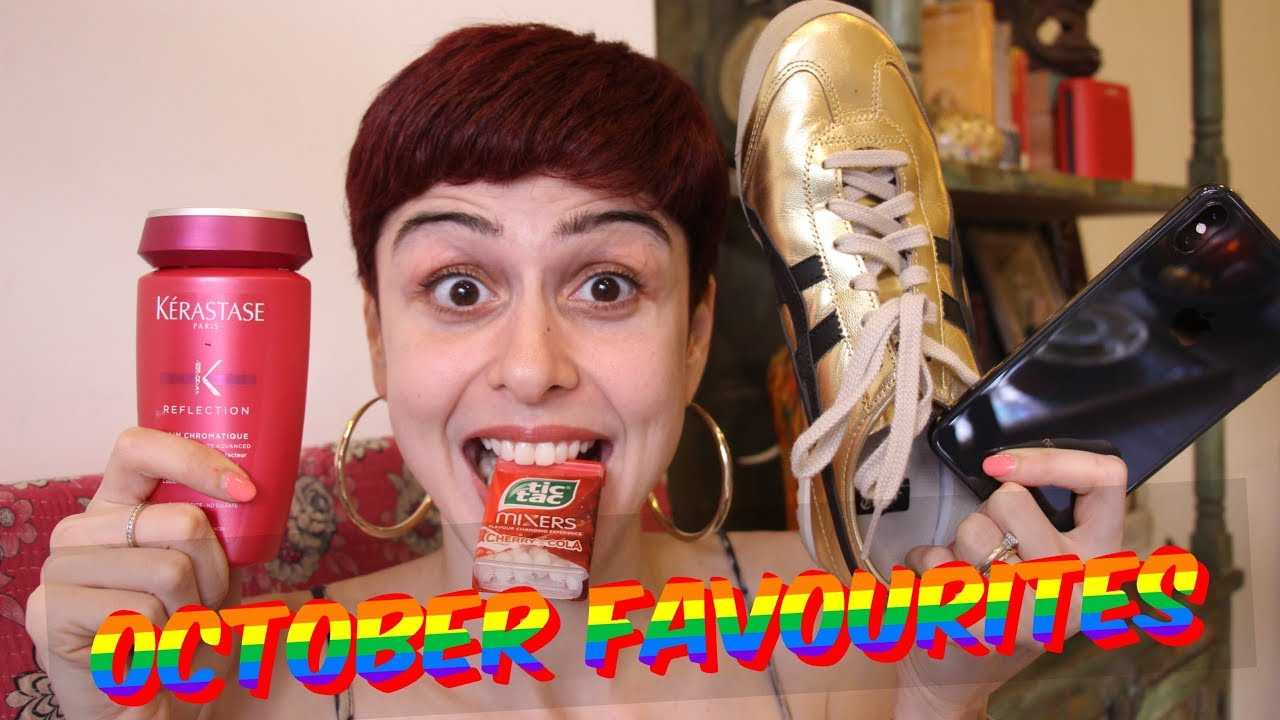 October Favourites ????????????