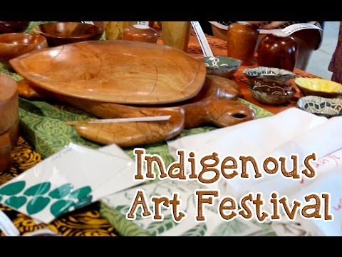 TRAVEL IMPRESSIONS AUSTRALIA: Indigenous Art Festival
