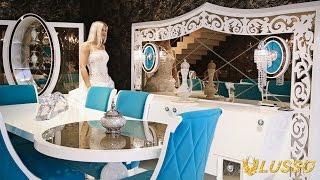 Lusso Mobilya ²⁰¹⁶ | Avangarde yemek takımı | Masko yemek odası satan mağaza | Zübeyir ÇAĞDAŞ