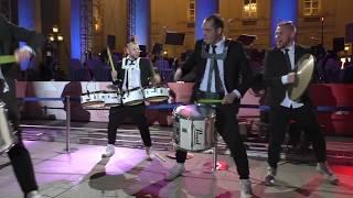 Шоу барабанщиков «Vasiliev Groove» на Театральной площади 09.05.2018