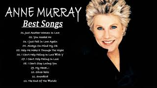 Anne Murray Greatest Hits Playlist - Anne Murray Best Songs Country Hits