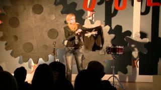 Drum On! Ksenija Komljenović and The Stankovic Percussion Ensemble at TEDxYouth@ISB