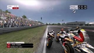Racing MotoGP 08 Online at Assen