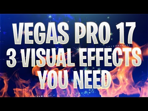 VEGAS Pro 17: 3 Visual Effects You Might Not Know About - Tutorial #458 thumbnail