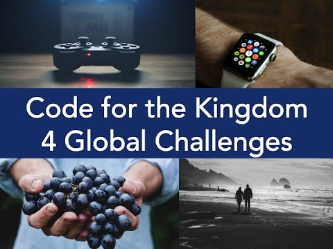 Code for the Kingdom Challenges 2015