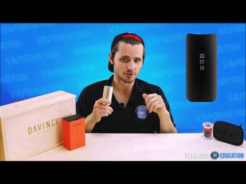 Smokesmith Gear – How To Use The DaVinci IQ Vaporizer