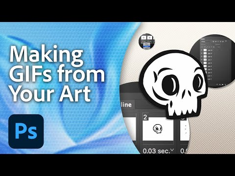 How To Create An Animated GIF In Photoshop | Adobe Creative Cloud