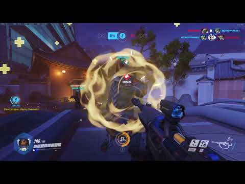 Overwatch Lag Spikes With Patch 1 17 2 (Moira Patch) FIX