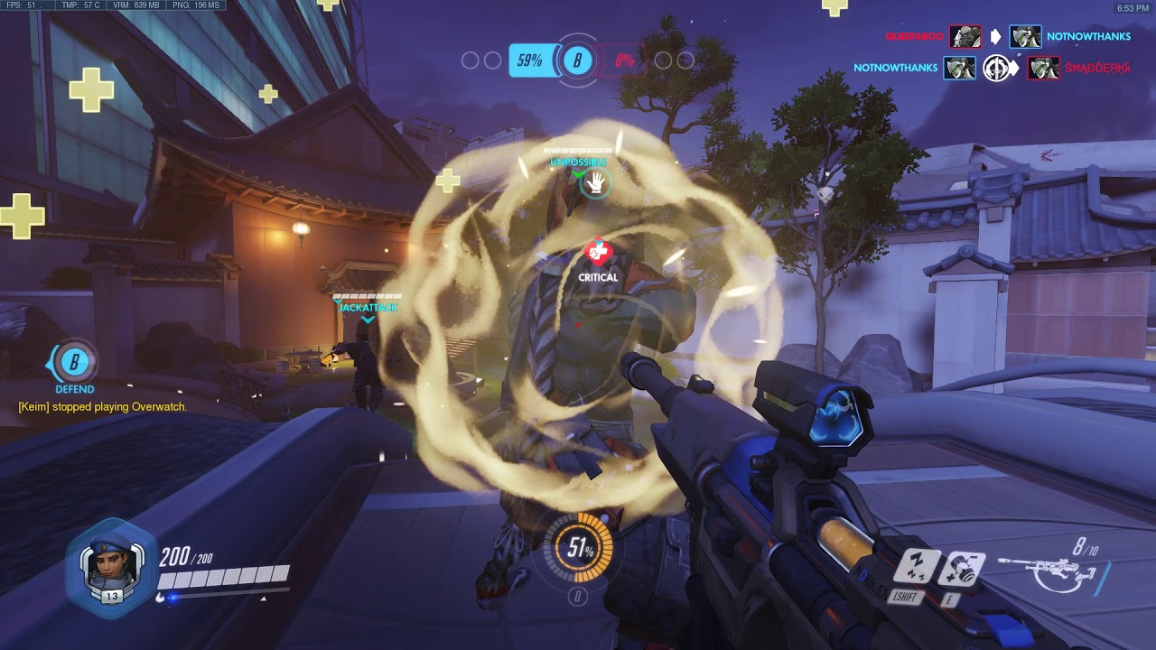 Overwatch Lag Spikes With Patch 1 17 2 (Moira Patch) FIX FOUND