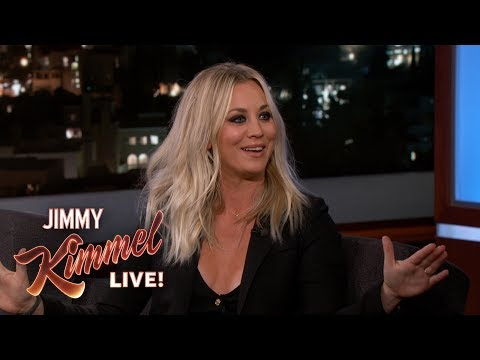 Kaley Cuoco Reveals Awkward TSA Encounter