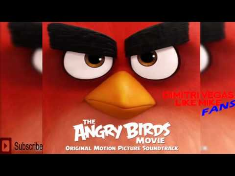 Steve Aoki - Fight (The Angry Birds' Song)