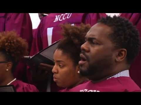 NCCU Choir at 2016 Linking Liberation Struggles Forum by AIME