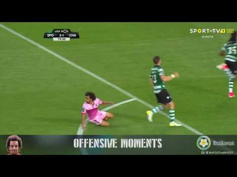 Fábio Martins | Forward/Winger | ► Best Moments | 2016/2017
