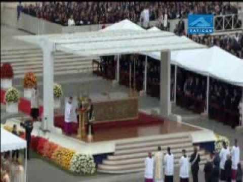 FRC - Special - Canonization of Pope John XXIII and Pope John Paul II - 27 April 2014