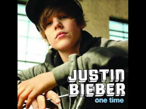 Justin Bieber- One Time