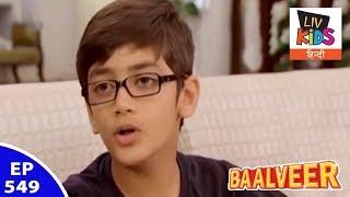 Baal Veer - बालवीर - Episode 549 - Manav Threatens Kaancha Cheena
