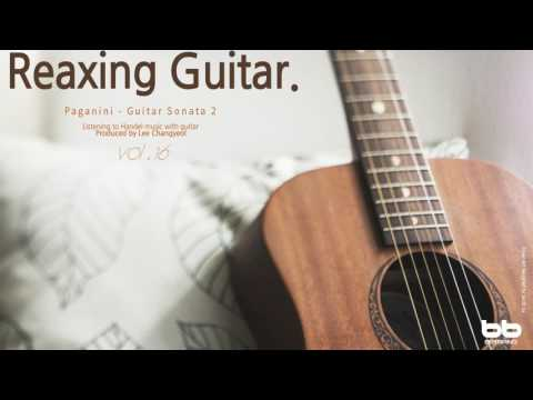 Relaxing Paganini Guitar Music Meditation For Sleep, Meditation, Massage, Pregnancy,공부,태교,집중,자장가,클래식