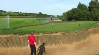 Tim Hutton - Sudbrook Moor Golf Club - Tim