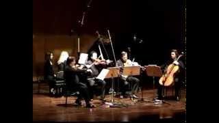 Schumann piano quintett in E flat major, Op.44, 1/4
