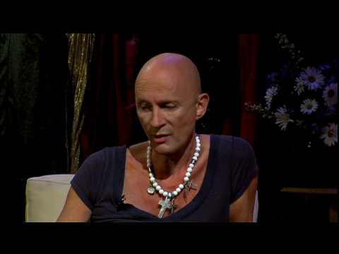 An Evening with Richard O'Brien  Part 1 of 5  Captioned